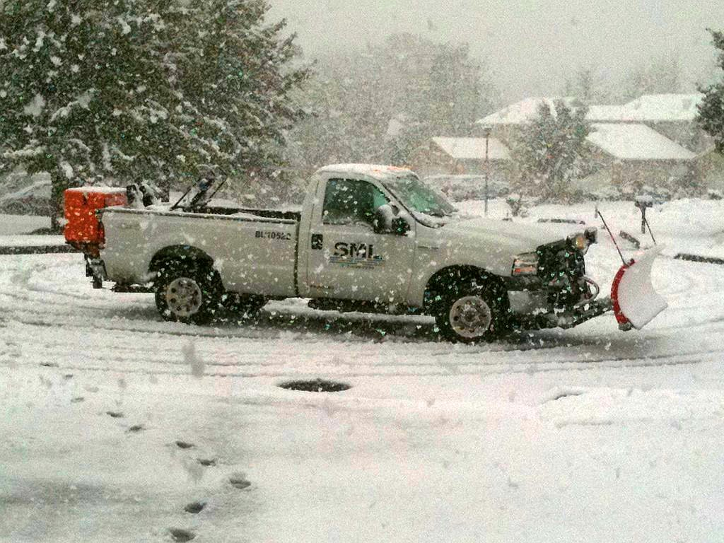 Seth_Maurer_Landscaping_Snow_Removal_Plow_Truck